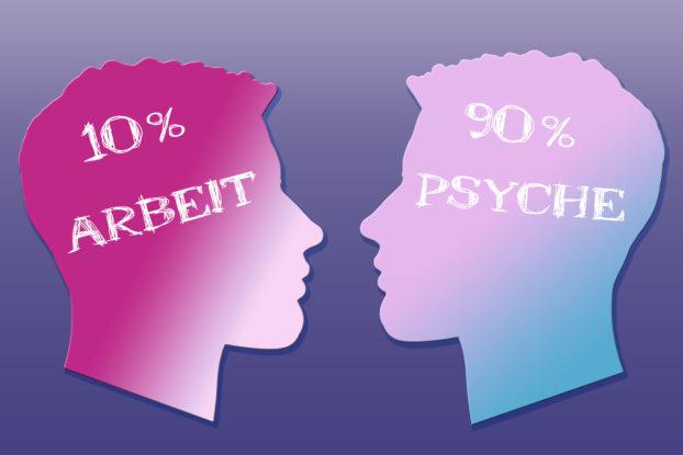 Warum ist die Psyche so entscheidend. wenn man eine wissenschaftliche Arbeit schreiben muss